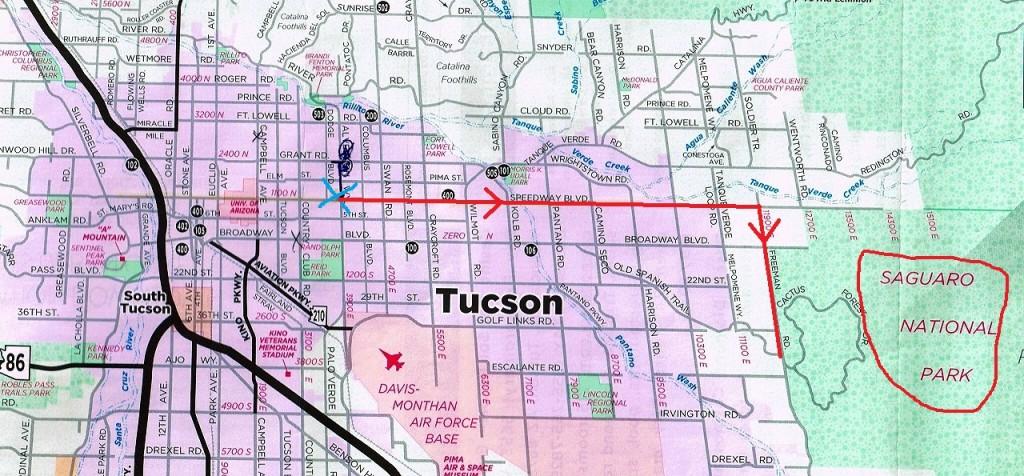 131125 ツーソン地図3-2